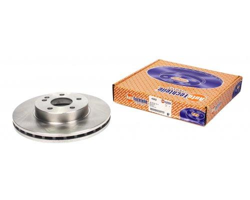 Тормозной диск передний (300х28мм) MB Vito 639 2003- 1004352 AUTOTECHTEILE (Германия)