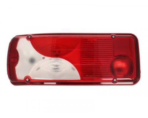Фонарь задний левый (c бортовой платформой) VW Crafter 2006- 1008230 AUTOTECHTEILE (Германия)