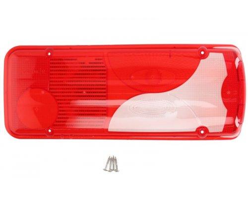 Стекло заднего фонаря правое (c бортовой платформой) MB Sprinter 906 2006- 1008269 AUTOTECHTEILE (Германия)