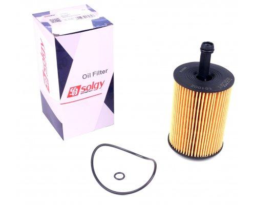 Фильтр масляный VW Caddy III 1.9TDI / 2.0SDI / 2.0TDI (103kW) 04-10 101002 SOLGY (Испания)