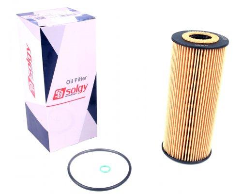 Масляный фильтр VW Crafter 2.5TDI 2006- 101008 SOLGY (Испания)