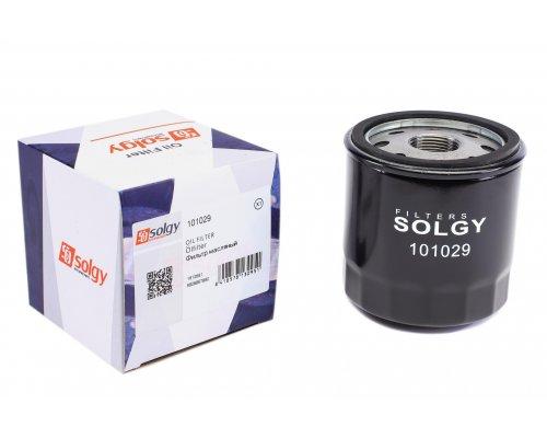 Масляный фильтр Fiat Ducato II / Citroen Jumper II / Peugeot Boxer II 2.2D / 2.2HDi 2006- 101029 SOLGY (Испания)