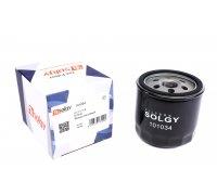 Масляный фильтр Fiat Ducato / Citroen Jumper / Peugeot Boxer 2.0 (бензин) / 1.9D / 1.9TD / 2.0JTD / 2.0HDi / 2.2HDi 1994-2006 101034 SOLGY (Испания)