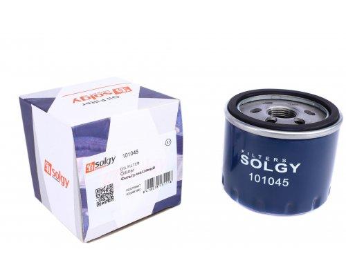 Масляный фильтр Renault Master II 1.9dCi, 1.9dTi / Opel Movano 1.9DTI 1998-2010 101045 SOLGY (Испания)