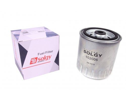 Топливный фильтр MB Vito 638 2.3D 1996-2003 102006 SOLGY (Испания)