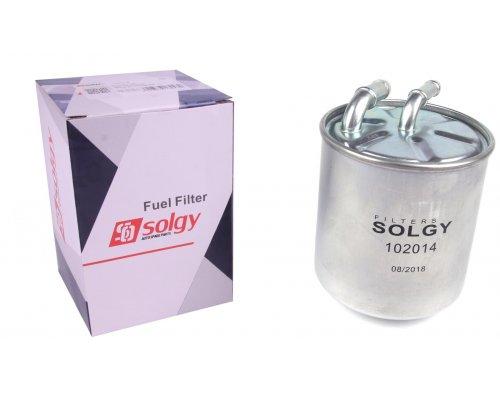 Топливный фильтр MB Vito 639 2.2CDI (без датчика, двигатель OM646) 2003- 102014 SOLGY (Испания)