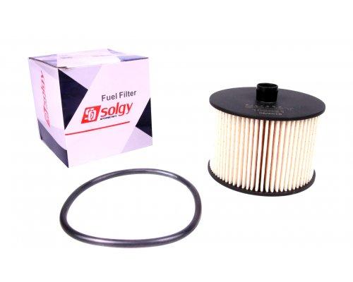 Фильтр топливный Citroen Jumpy II 2.0HDi 88kW, 100kW, 120kW /  2.0 (бензин) 2007- 102021 SOLGY (Испания)