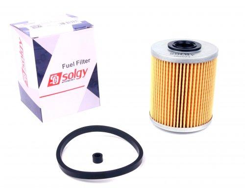 Фильтр топливный Renault Master II 2.5D, 2.8dTI / Opel Movano 2.5D, 2.8dTI 1998-2010 102023 SOLGY (Испания)