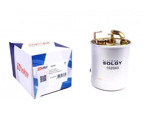 Топливный фильтр (с датчиком) MB Vito 638 2.2CDI 102043 SOLGY (Испания)
