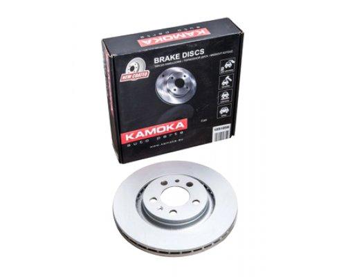 Тормозной диск передний (300х28мм) MB Vito 639 2003- 1031114 KAMOKA (Польша)
