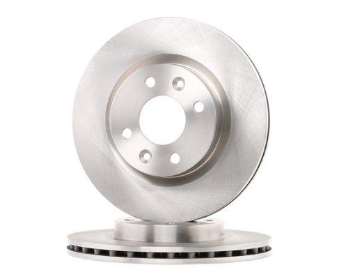 Тормозной диск передний (с ABS, D=259mm) Renault Kangoo / Nissan Kubistar 97-08 1032192 KAMOKA (Польша)