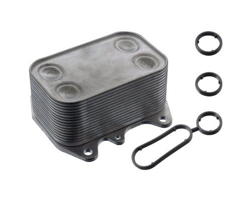 Радиатор масляный / теплообменник VW Crafter 2.0TDI 2011- 103463 FEBI (Германия)