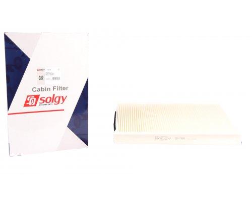 Фильтр салона MB Sprinter 906 2006- 104005 SOLGY (Испания)