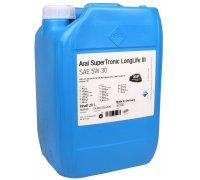 Синтетическое моторное масло Super Tronic Long Life III 5w30 (20L) 10472 ARAL (Германия)