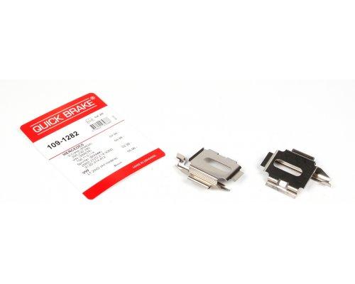 Монтажный комплект задних тормозных колодок MB Vito 638 1996-2003 109-1282 QUICK BRAKE (Дания)