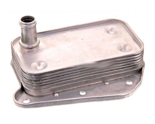 Радиатор масляный / теплообменник (двигатель OM646) MB Sprinter 906 2.2CDI 2006- 10937743 SWAG (Германия)