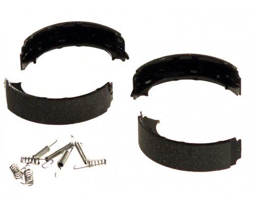 Колодки ручника (с пружинками) MB Sprinter 208-316 1995-2006 0986487610 BOSCH (Германия)