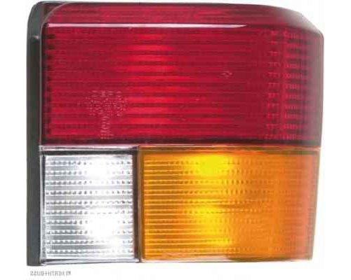 Фонарь задний правый (желтый поворот) VW Transporter T4 90-03 11-0211-01-2 TYC (Тайвань)