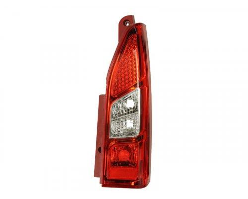 Фонарь задний правый (красный, ляда) Peugeot Partner II / Citroen Berlingo II 2008- 11-11379-01-2 TYC (Тайвань)