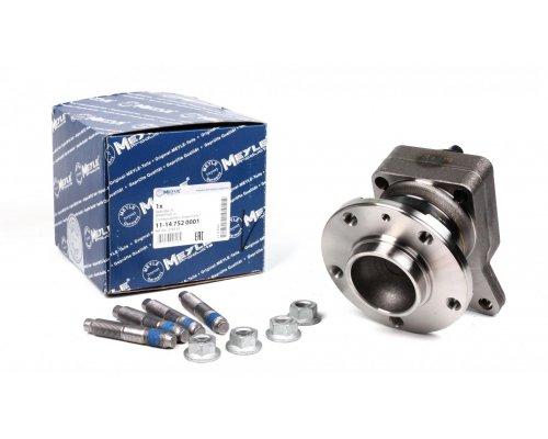 Подшипник ступицы задний (ступица, дисковые тормоза) Fiat Scudo II / Citroen Jumpy II / Peugeot Expert II 2007- 11-147520001 MEYLE (Германия)