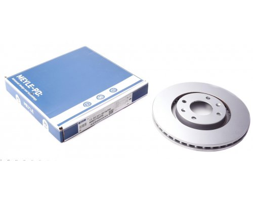 Тормозной диск передний (283x26мм) Peugeot Partner II / Citroen Berlingo II 2008- 11-835210018/PD MEYLE (Германия)
