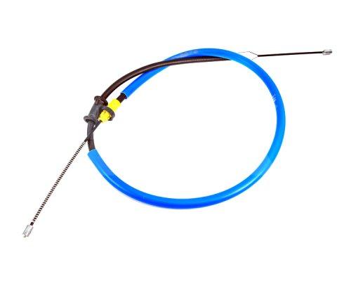 Трос ручника правый (1420 / 1075мм, до 600кг) Renault Kangoo / Nissan Kubistar 97-08 11.6676 COFLE (Италия)