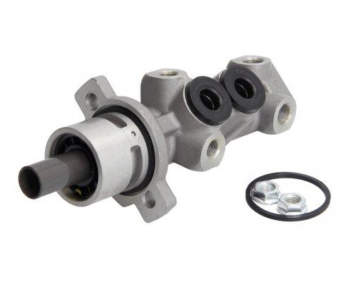 Цилиндр тормозной главный (без ABS, D=20.64mm) Renault Kangoo / Nissan Kubistar 97-08 1268 LPR (Италия)