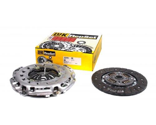 Комплект сцепления (корзина + диск) MB Sprinter 906 (двигатель OM646) 2.2CDI 2006- 624324719 LuK (Германия)