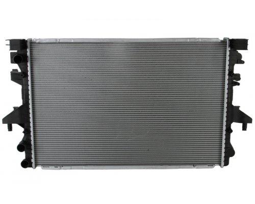 Радиатор охлаждения VW Transporter T5 1.9TDI / 2.0 / 3.2 (бензин) 2003-2015 9567A6 PROFIT (Чехия)