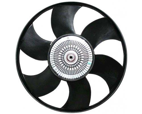 Муфта вентилятора (с вентилятором) MB Sprinter 2.2CDI / 2.7CDI 95-06 1114901100 JP GROUP (Дания)