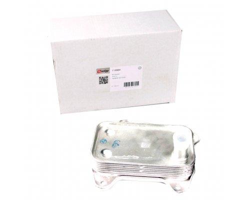 Радиатор масляный / теплообменник MB Sprinter 2.2CDI / 2.7CDI 2000-2006 112004 SOLGY (Испания)