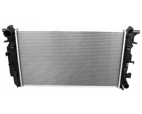 Радиатор охлаждения VW Crafter 2006- 112039 SOLGY (Испания)