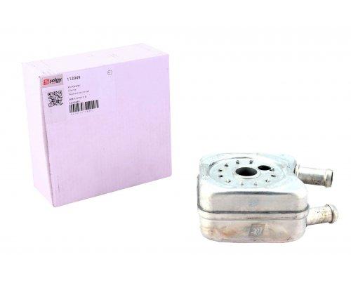 Радиатор масляный / теплообменник VW LT 2.5 TDI / SDI 96-06 112049 SOLGY (Испания)