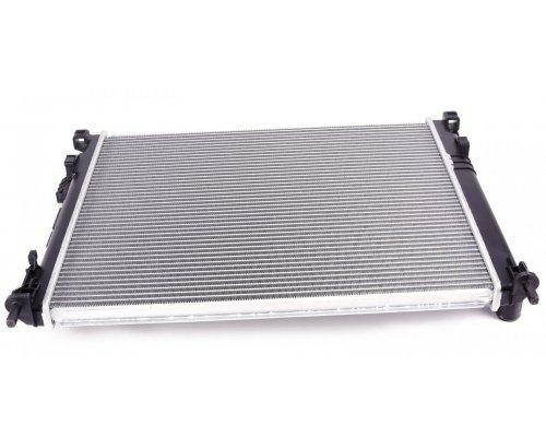 Радиатор охлаждения (с кондиционером) Renault Trafic II / Opel Vivaro A 1.9dCi 2001-2014 112052 SOLGY (Испания)