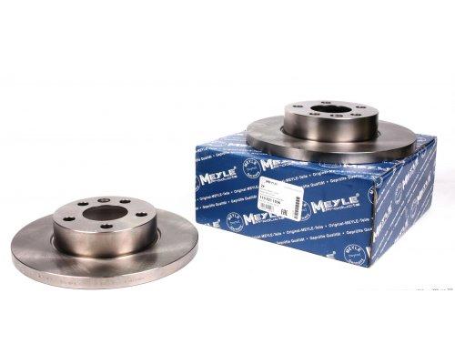 Тормозной диск передний сплошной (R15, 282x18mm) VW Transporter T4 90-03 1155211036 MEYLE (Германия)