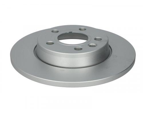 Тормозной диск задний сплошной (280x12mm) VW Transporter T4 90-03 1155230017 MEYLE (Германия)