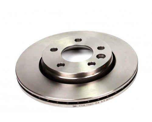 Тормозной диск задний (LUCAS, 294x22mm) VW Transporter T5 03- 115 523 1055 MEYLE (Германия)