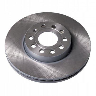 Тормозной диск передний (288х25mm) VW Caddy III 04- 1163101500 JP GROUP (Дания)