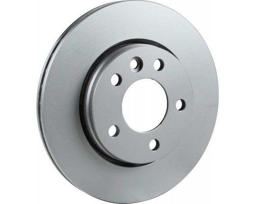 Тормозной диск задний (LUCAS, 294x22mm) VW Transporter T5 03- 1163206600 JP GROUP (Дания)