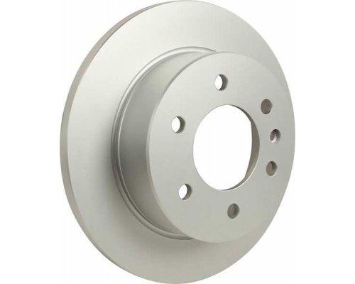 Тормозной диск задний (298х16мм) VW Crafter 30-50 2006- 1163207200 JP GROUP (Дания)
