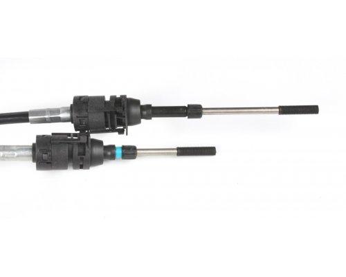 Трос кулисы (улучшенное качество) MB Sprinter 901-905 2.2CDI 2000-2006 119015 SOLGY (Испания)