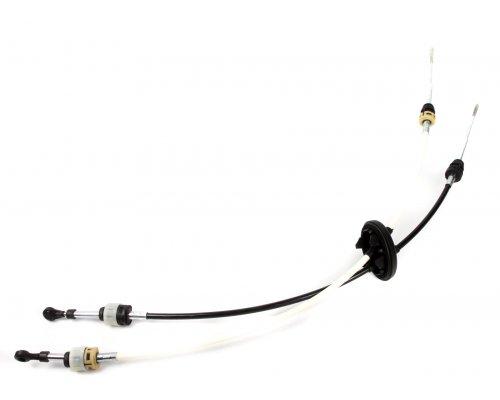 Трос кулисы MB Sprinter 906 2.2CDI 2006- 119017 SOLGY (Испания)