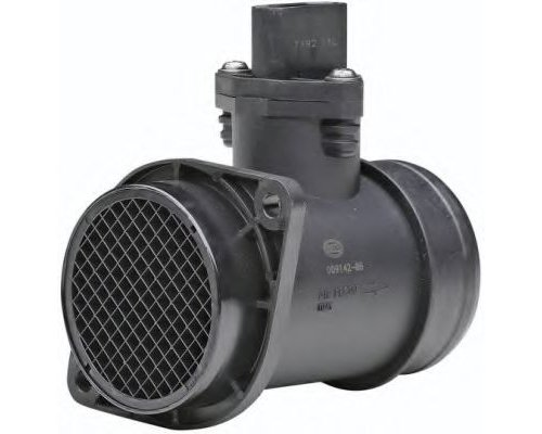 Расходомер воздуха (двигатель  AXD / AXE) VW Transporter T5 2.5TDI 2003-2009 1193902100 JP GROUP (Дания)