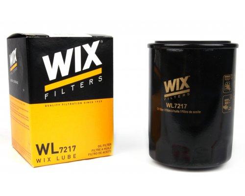 Фильтр масляный VW Transporter T4 1.9TD 96-03 WL7217 WIX (Польша)
