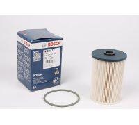 Фильтр топливный (колба № 1K0127400K) VW Caddy III 1.6TDI / 1.9TDI / 2.0SDI 04- 1457070013 BOSCH (Германия)