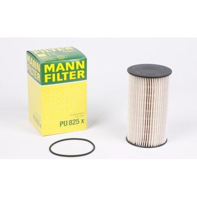 Фильтр топливный (колба № 3C0127400C) VW Caddy III 1.6TDI / 1.9TDI / 2.0SDI / 2.0TDI PU825X MANN (Германия)