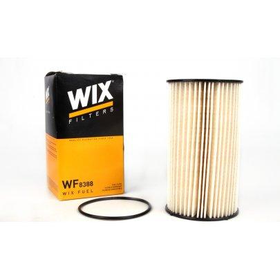 Фильтр топливный (колба № 3C0127400C) VW Caddy III 1.6TDI / 1.9TDI / 2.0SDI / 2.0TDI WF8388 WIX (Польша)