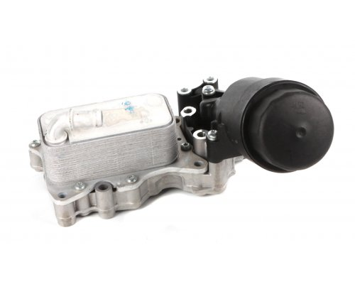 Корпус масляного фильтра (с радиатором, двигатель OM651) MB Sprinter 906 2.2CDI 2010- 122001 SOLGY (Испания)