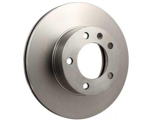 Тормозной диск передний (305.5х28мм) Renault Master II / Opel Movano 1998-2010 1263103200 JP GROUP (Дания)