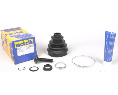 Пыльник шруса наружный (комплект, 29х98х117) VW Caddy III 1.6TDI / 1.9TDI / 2.0SDI 04- 13-0320 METELLI (Италия)